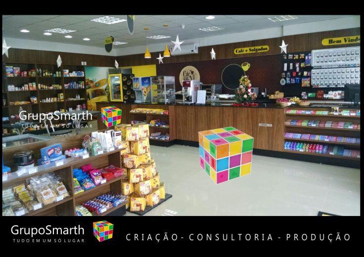 Grupo Smarth - 11 9 7371 0934 - Monte sua loja conosco 25